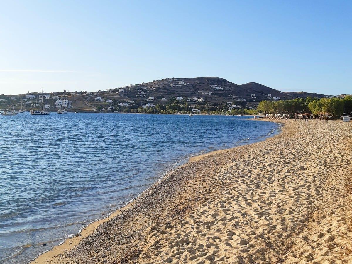 Livadia beach Parikia