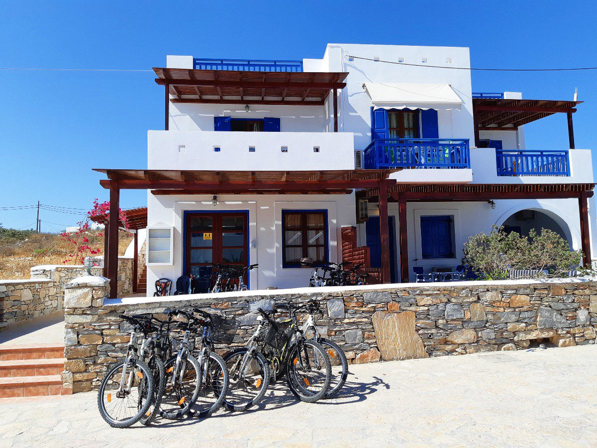 Rent a bicycle in Koufonisia