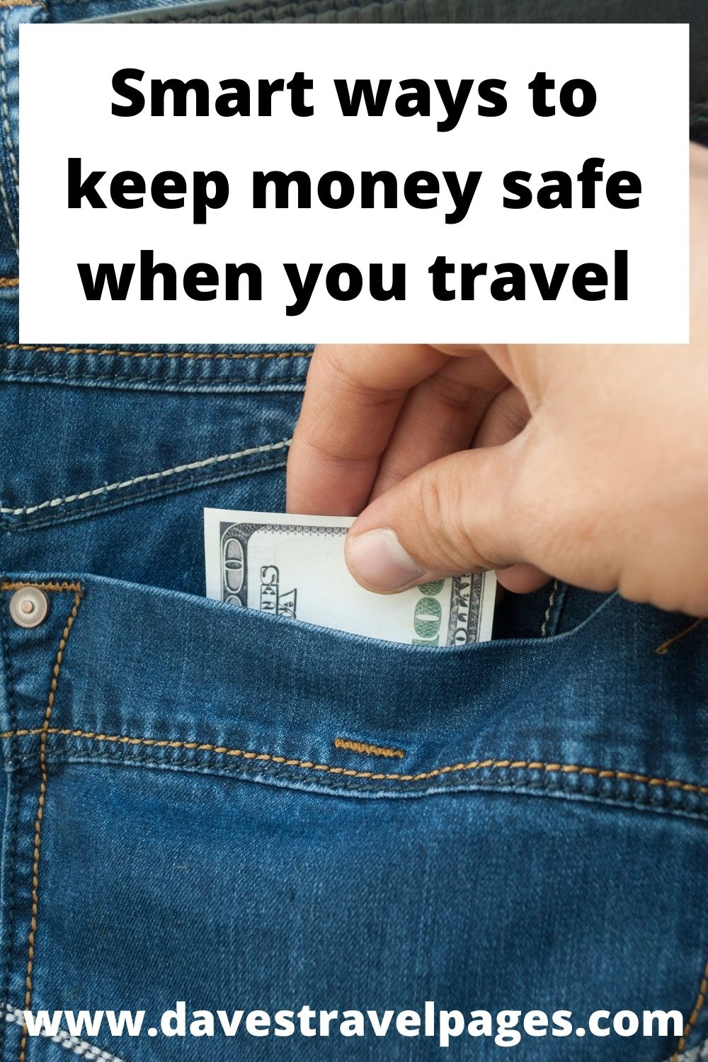 Smart ways to keep money safe when you travel