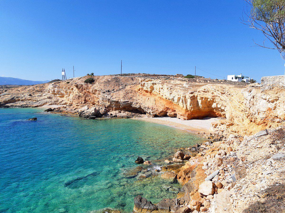 Spilia beach Koufonisi