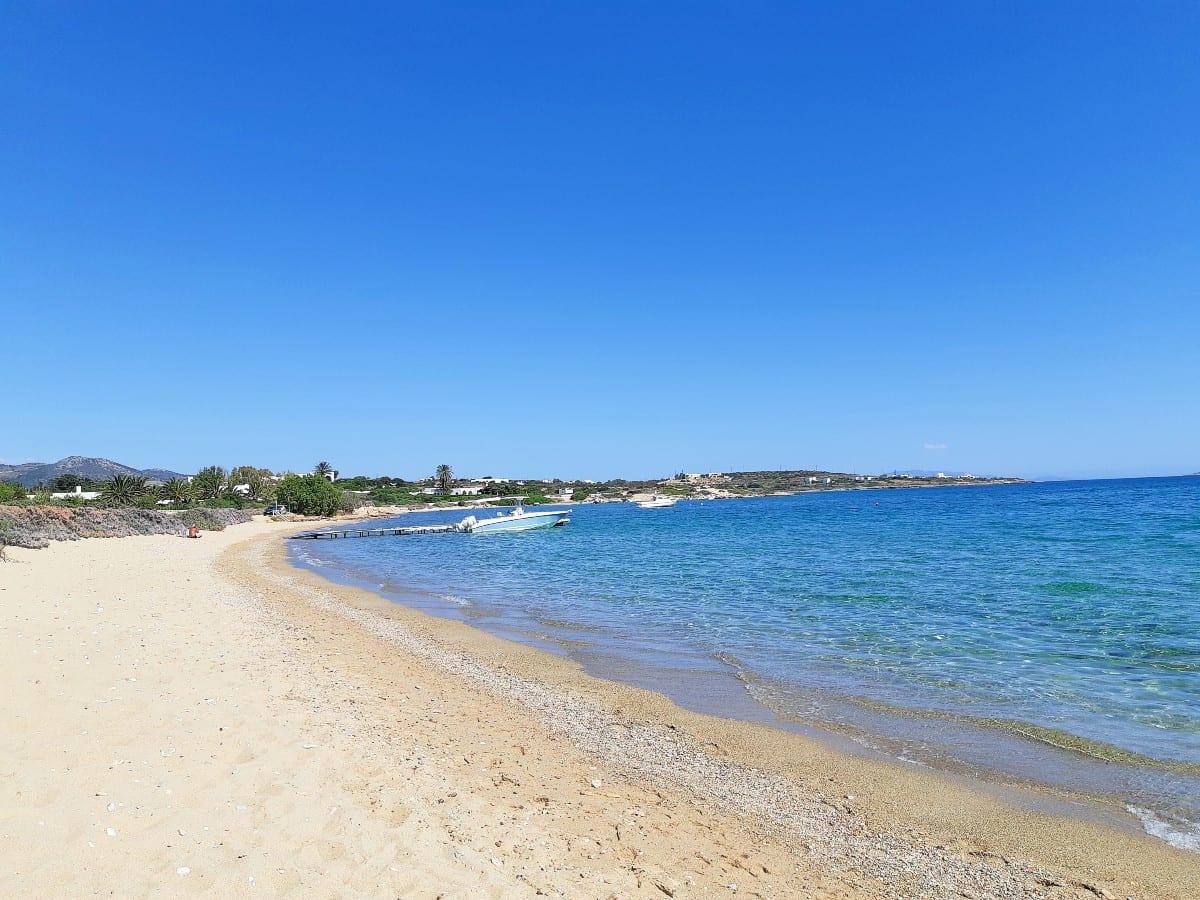 Voutakos Beach Paros