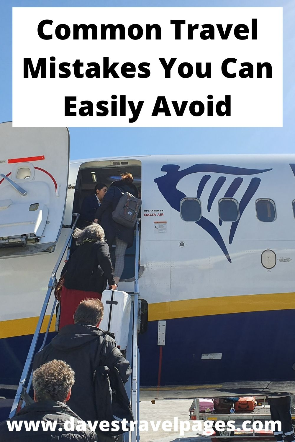 Easily Avoidable Travel Mistakes You Don't Need To Make