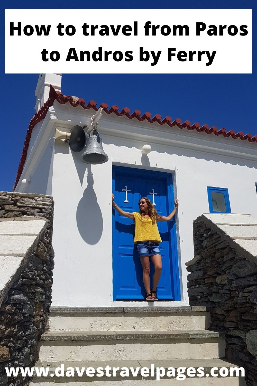 Paros to Andros Ferry Guide