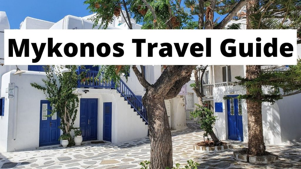 The complete Mykonos travel guides full of tips, insights and practical information