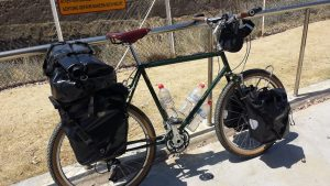 Packing a laptop for bike touring
