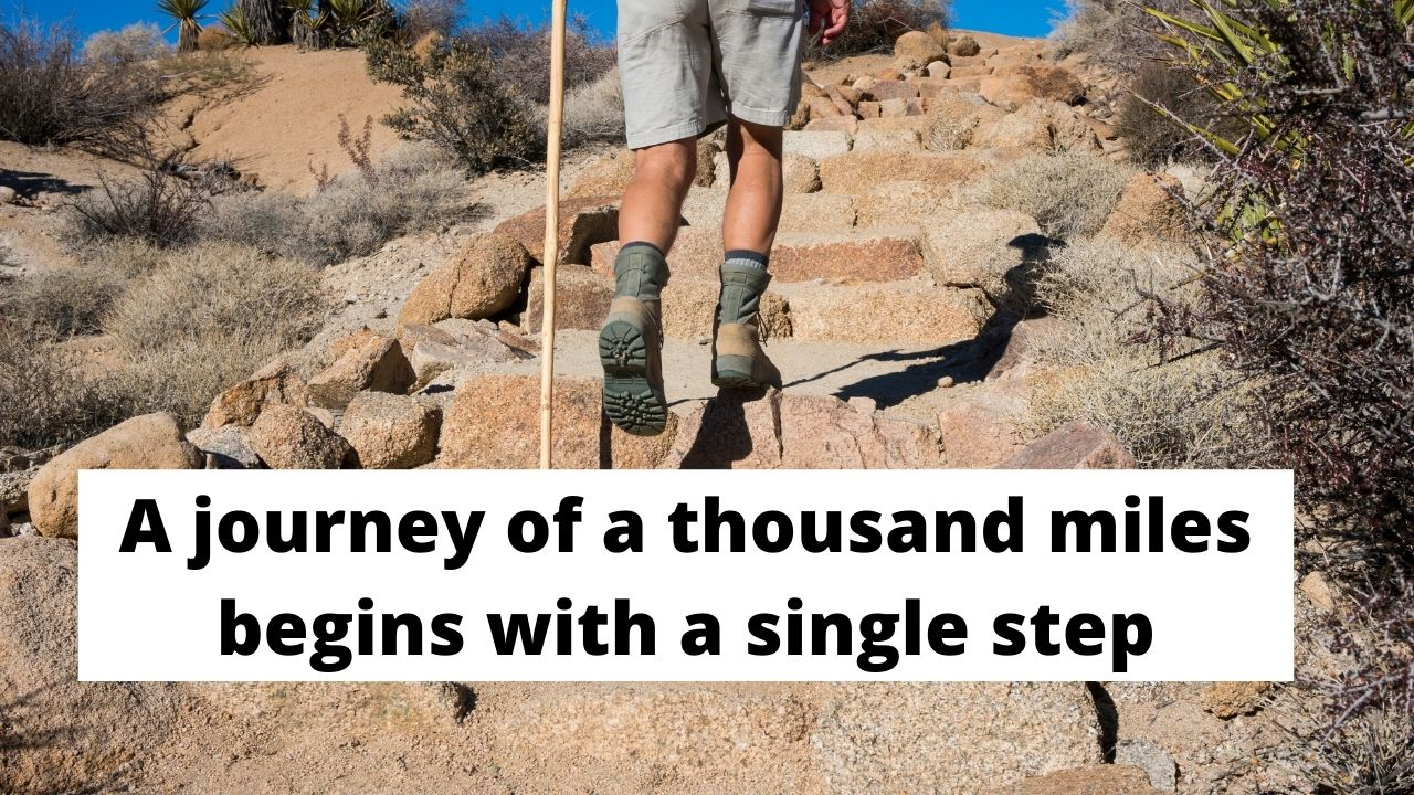 Taking the less trodden path