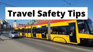 A list of travel safety tips