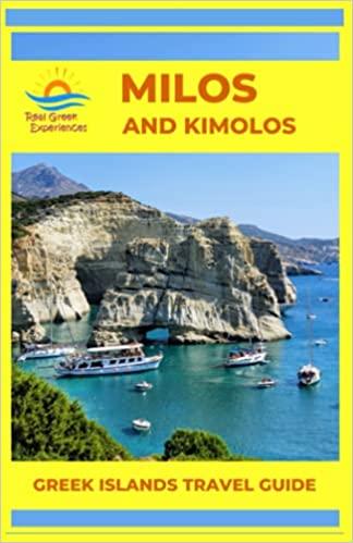 Milos and Kimolos Travel Guide Book